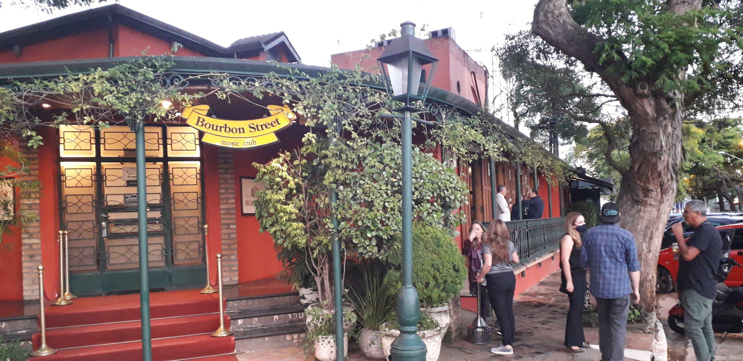 Patrícia Camin | Bourbon Street Jazz Café