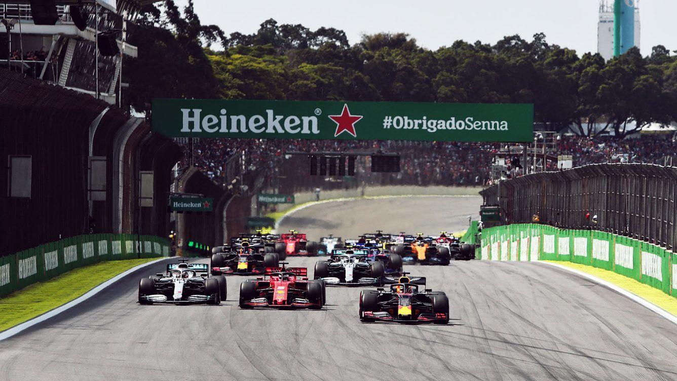 Formula 1 GP São Paulo abre venda de ingressos